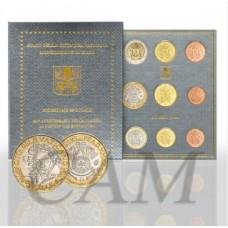 Vatican 2020 - Coffret euro BU spécial Beethoven