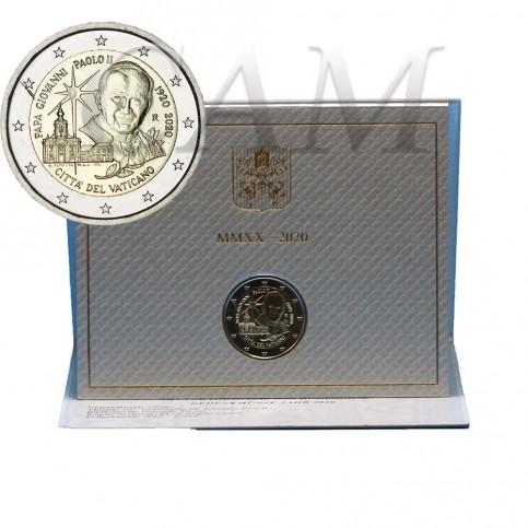 Vatican 2020- 2 euro commémorative Giovanni