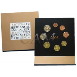 Portugal 2006 - Coffret euro BU