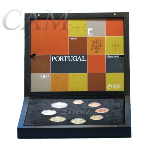 Coffret Portugal 2007 - Qualité BE