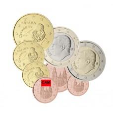 Espagne 2020 - série complète euro neuve