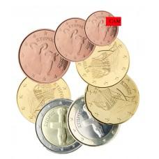 Chypre 2020 - série complète euro neuve