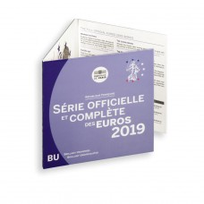 France 2019 - Coffrets euro BU