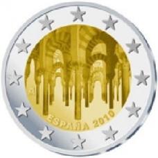 ESPAGNE 2010 - 2 EUROS COMMEMORATIVE