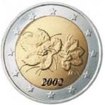 Finlande 2 euro 2002