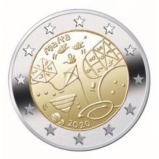Malte 2020 - 2 euro commémorative Jeux