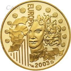 France 2003 - 10 euros OR Marianne