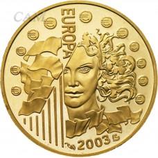 10 euros OR 2003- Marianne- Monnaie de Paris
