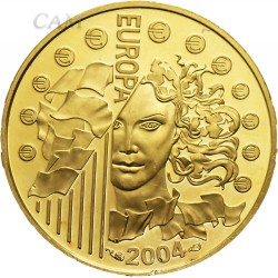 France 2004 - 10 euros OR Marianne