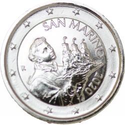 Saint Marin 2020 - Argentée