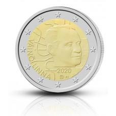Finlande 2020 - 2 euro commémorative Vaino Linna
