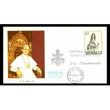 Vatican Paul VI - enveloppe 1er jour