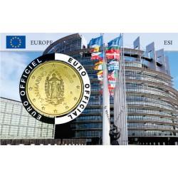 Saint Marin Coincard Europe - Parlement