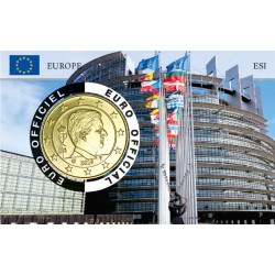 Belgique Coincard Europe - Parlement