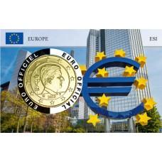 Belgique Coincard - Banque centrale