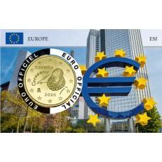 Espagne Coincard - Banque centrale