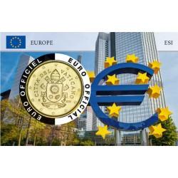 Vatican Coincard - Banque centrale
