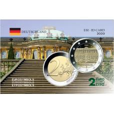 Allemagne  2020 - Carte commémorative