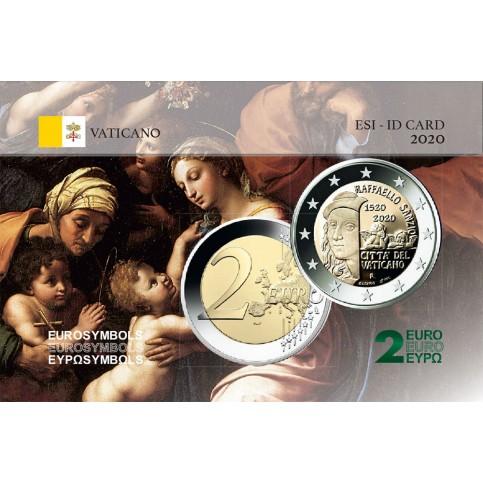 Vatican - Carte commémorative