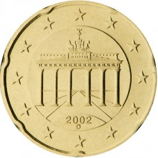 Allemagne 20 Centimes