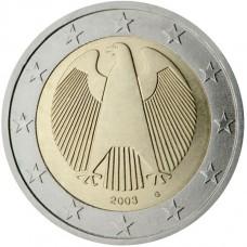 Allemagne 2 euros