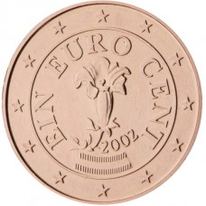 Autriche 1 centime