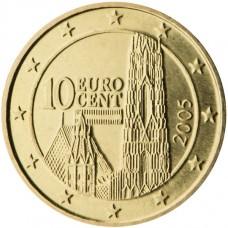 Autriche 10 centimes
