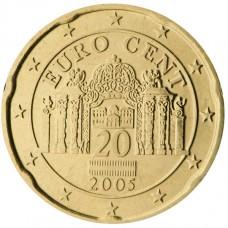 Autriche 20 centimes