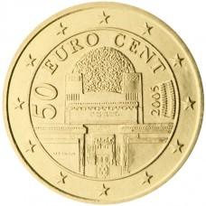 Autriche 50 centimes