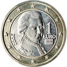 Autriche 1 euro