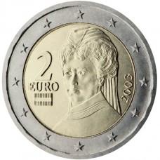Autriche 2 euros