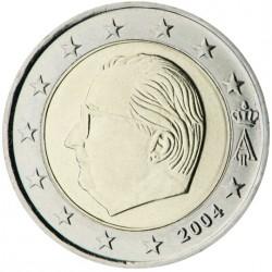 Belgique Roi Albert II  2 euros