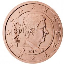Belgique Roi Philippe  2 centimes