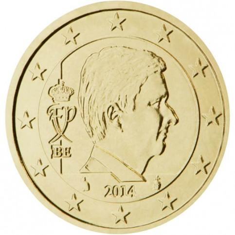 Belgique Roi Philippe  10 centimes