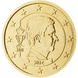 Belgique Roi Philippe 50 centimes