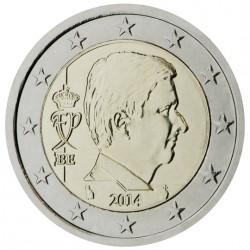 Belgique Roi Philippe 2 euros