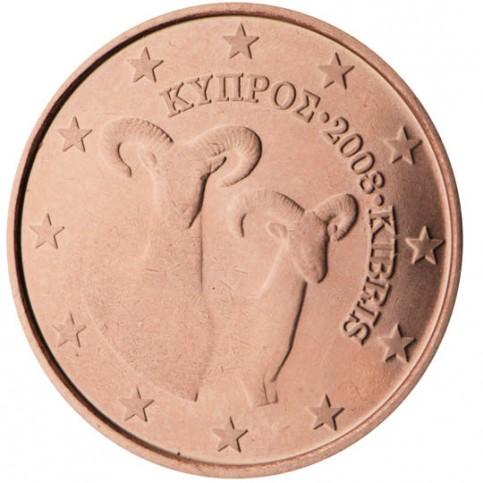 Chypre 5 centimes