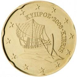 Chypre 20 centimes