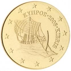Chypre 50 centimes