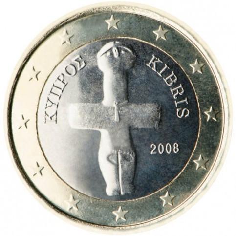 Chypre 1 euro