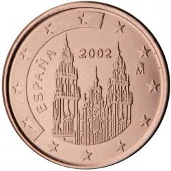 Espagne Juan Carlos 2 centimes