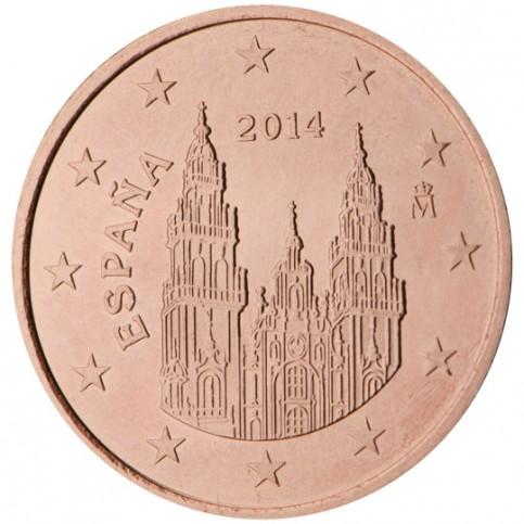 Espagne Juan Carlos 5 centimes