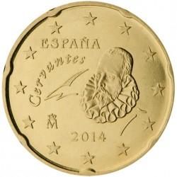 Espagne Juan Carlos 20 centimes