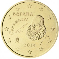 Espagne Juan Carlos 50 centimes