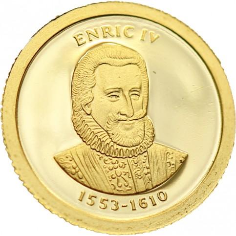 Andorre OR - Henri IV