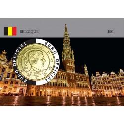 Belgique Coincard - Capitale Européenne - La Grande Place