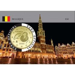 Espagne Coincard - Capitale Européenne - La Grande Place