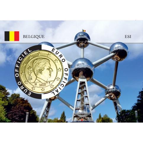 Belgique Coincard - Capitale Européenne - Atomium
