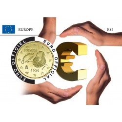 Espagne Coincard - L'Europe