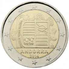 Andorre - 2 euro